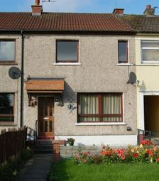Thumbnail 2 bed terraced house to rent in Marchdyke Crescent, Kilmarnock