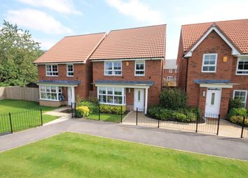 Thumbnail 4 bed detached house for sale in Ben Hyde Way, Northallerton