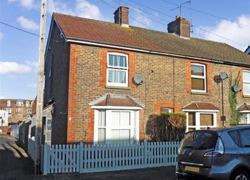 Thumbnail 3 bedroom end terrace house for sale in Triangle Road, Haywards Heath, West Sussex