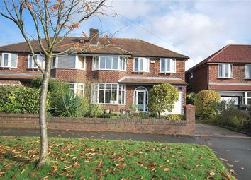 Thumbnail 4 bed semi-detached house for sale in Broadway, Walkden, Manchester