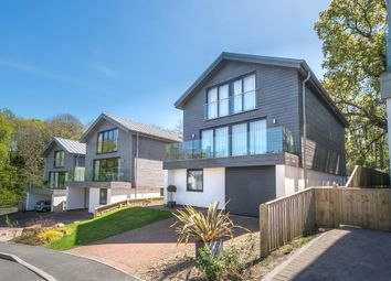 Thumbnail 5 bedroom detached house for sale in Solent Lawns, Gurnard, Cowes