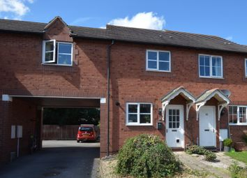 Thumbnail 2 bed end terrace house to rent in Headingley Close, Exeter