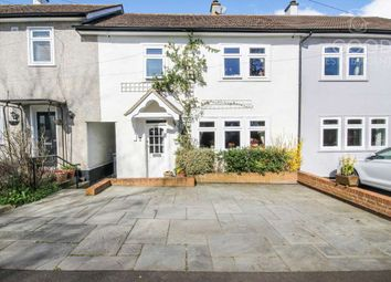 Thumbnail 3 bed terraced house for sale in Colebrook Lane, Loughton