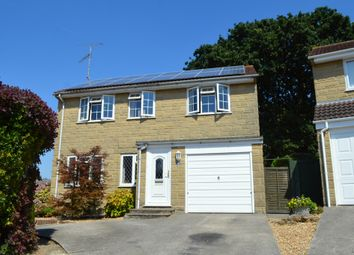 Thumbnail 3 bed detached house for sale in Plantagenet Park, Yeovil