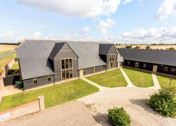 Thumbnail 4 bed property for sale in Stortford Road, Clavering, Saffron Walden, Essex