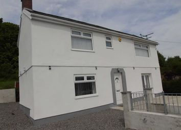 Thumbnail 3 bed detached house for sale in Graig Road, Morriston, Swansea