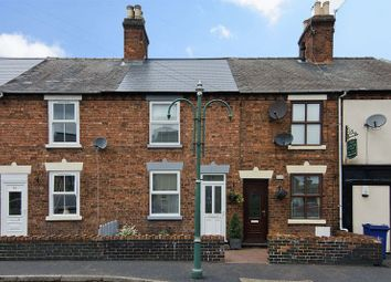 Thumbnail 2 bedroom terraced house for sale in North Street, Bridgtown, Cannock