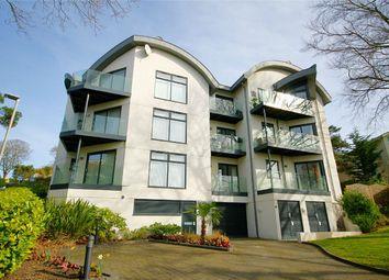 Thumbnail 2 bed flat for sale in Corfe View Road, Lower Parkstone, Poole