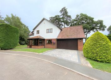 Pencraig, Ross-On-Wye HR9. 4 bed detached house for sale