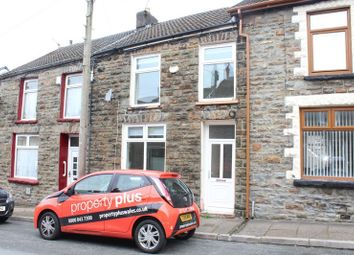Thumbnail 3 bed terraced house to rent in Elizabeth Close, Lewis Street, Pentre