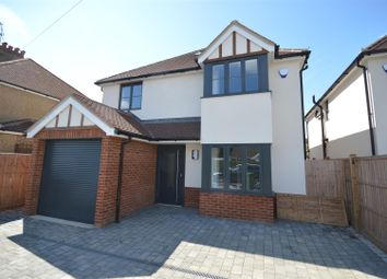 Thumbnail 5 bedroom detached house for sale in Burston Drive, Park Street, St. Albans