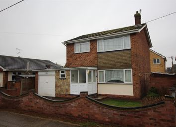 Thumbnail 3 bed detached house for sale in Surig Road, Canvey Island