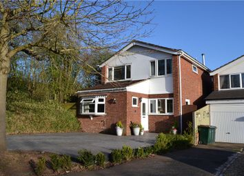 Thumbnail 4 bedroom detached house for sale in Elphin Close, Keresley, Coventry, West Midlands
