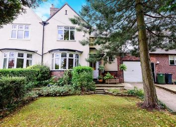 Thumbnail 3 bed semi-detached house for sale in Leigh Road, Walsall, West Midlands