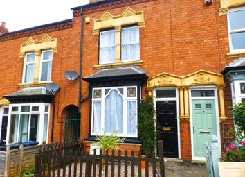 Thumbnail 2 bed terraced house to rent in Victoria Road, Harborne, Birmingham, West Midlands