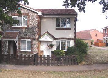 Thumbnail 2 bed end terrace house to rent in St Pauls Close, Swanscombe