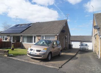 Thumbnail 2 bed semi-detached bungalow to rent in Cherry Tree Crescent, Pudsey, West Yorkshire