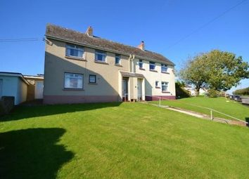 Thumbnail 3 bed semi-detached house for sale in Glanhafod, Haverfordwest