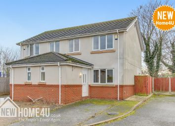 Thumbnail 3 bed property for sale in Llys Y Nant, Hawarden, Deeside