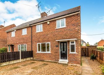 Thumbnail 3 bed semi-detached house for sale in Bellscroft Avenue, Thrybergh, Rotherham