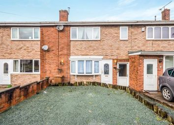 Thumbnail 3 bed terraced house for sale in Newgate Street, Burntwood, Staffordshire