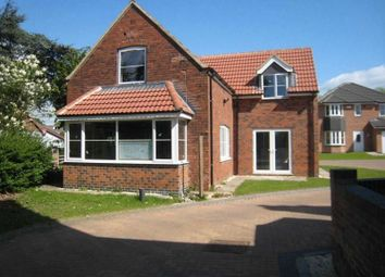 Thumbnail 3 bed detached house to rent in Kingfisher Way, Thorne, Doncaster