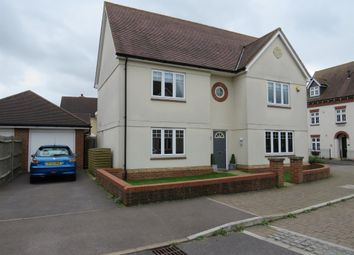 Thumbnail 4 bedroom detached house for sale in Redworth Drive, Amesbury, Salisbury