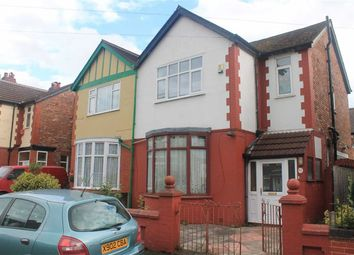 Thumbnail 3 bed semi-detached house for sale in Burnage Hall Road, Burnage, Greater Manchester