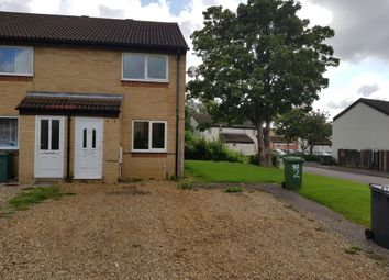Thumbnail 2 bed semi-detached house to rent in Seymour Place, Peterborough, Northamptonshire