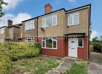 Thumbnail 3 bedroom semi-detached house for sale in Uppingham Avenue, Stanmore