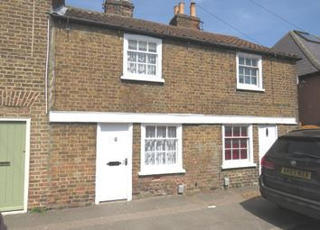 Thumbnail 2 bed terraced house for sale in Barton Road, Wisbech