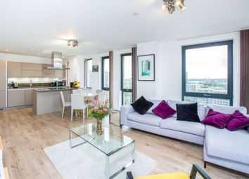 3 bed flat for sale in Williamsburg Plaza, London E14
