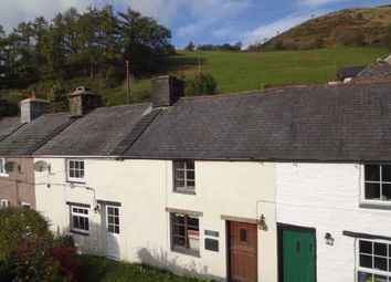 Thumbnail 1 bed terraced house for sale in Glanwydol Terrace, Abercegir, Machynlleth, Powys