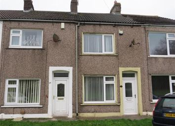Thumbnail 2 bed terraced house for sale in Main Street, Ellenborough, Maryport