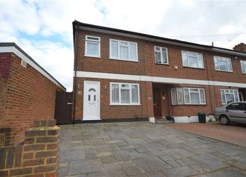 Thumbnail 3 bed end terrace house for sale in Torcross Road, Ruislip, Middlesex