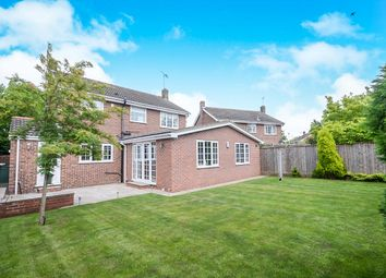 Thumbnail 5 bed detached house for sale in Main Street, Wilberfoss, York