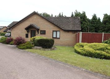Thumbnail 2 bed detached bungalow for sale in The Post Paddocks, Woolaston, Lydney