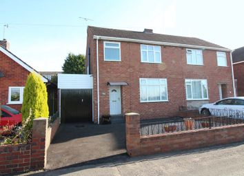 Thumbnail 3 bed semi-detached house for sale in Dock Road, Wordsley, Stourbridge