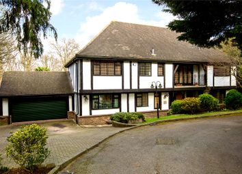 Thumbnail 6 bed detached house for sale in Wolsey Close, Wimbledon