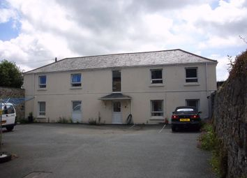 Thumbnail 1 bed flat to rent in Moorland Road, St Austell, Cornwall