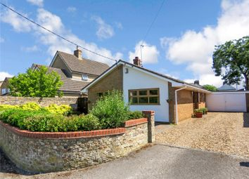 Thumbnail 3 bed bungalow for sale in Chapel Road, Earith, Huntingdon, Cambridgeshire