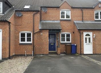 Thumbnail 2 bed town house for sale in Horninglow Croft, Burton On Trent, Staffs