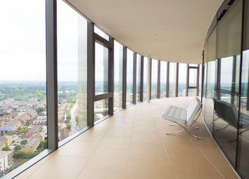 Thumbnail 2 bed flat to rent in Kew Eye, Ealing Road, Brentford, Middlesex