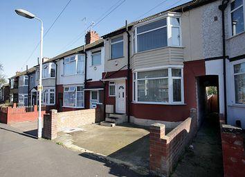 3 bed terraced house for sale in Warren Road, Luton, Bedfordshire LU1