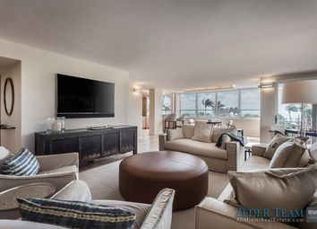 Thumbnail 3 bed apartment for sale in 2 Grove Isle Dr, Miami, Florida, United States Of America