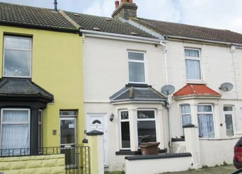 Thumbnail 2 bed terraced house for sale in 3 Lincoln Road, Gillingham, Kent