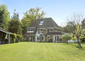 Thumbnail 4 bed detached house for sale in Oak Grange Road, West Clandon, Guildford, Surrey