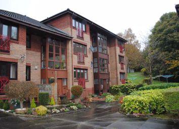 Thumbnail 1 bed flat to rent in Old Bridgend, Carluke