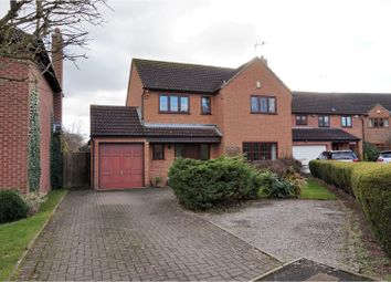 Thumbnail 4 bed detached house for sale in Anne Hathaway Drive, Churchdown, Gloucester