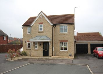 Thumbnail 3 bed detached house for sale in Cudworth View, Grimethorpe, Barnsley, South Yorkshire